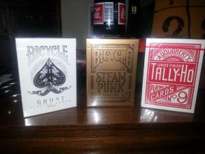 Card Prizes!